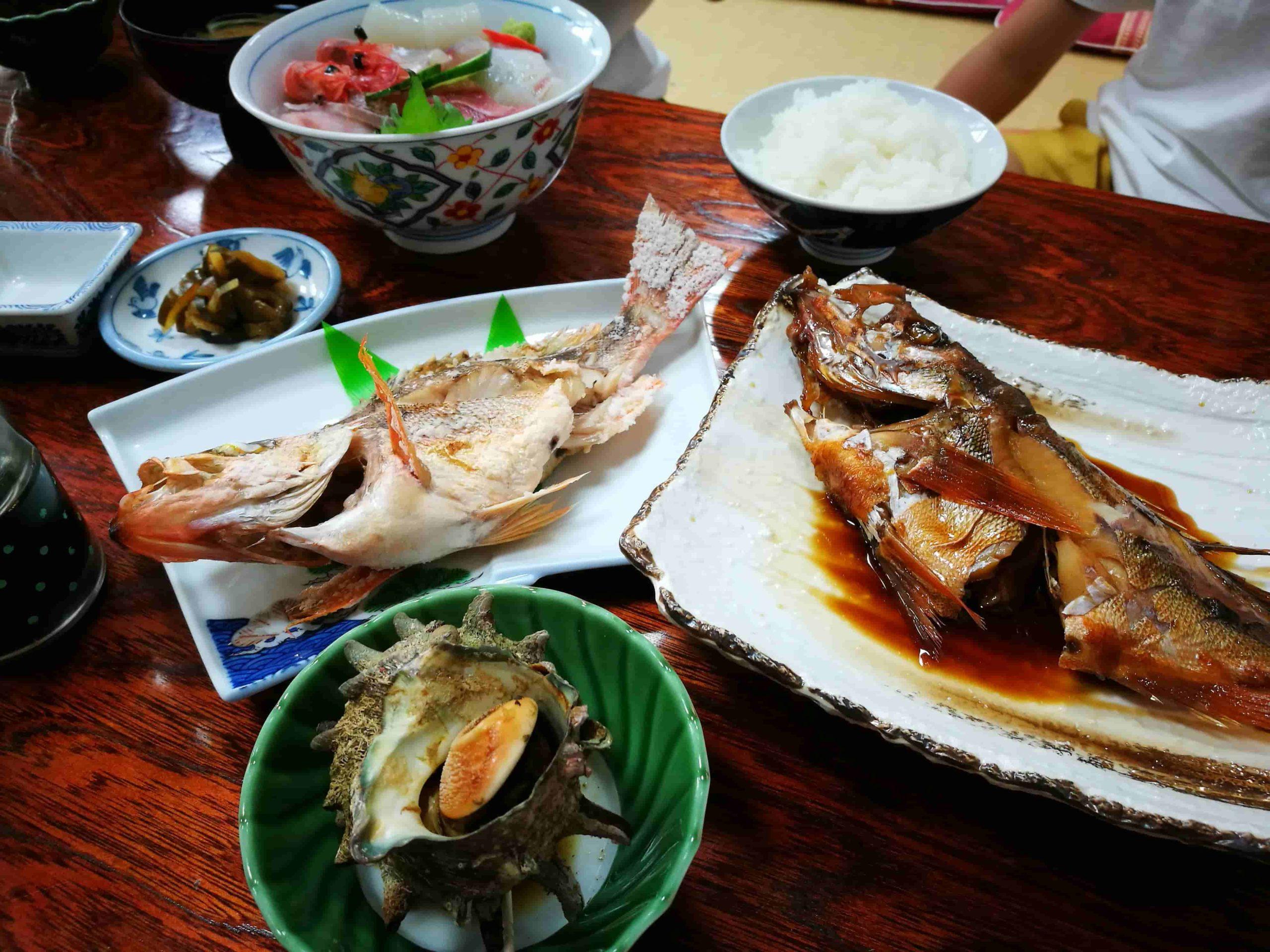魚料理の店魚晴