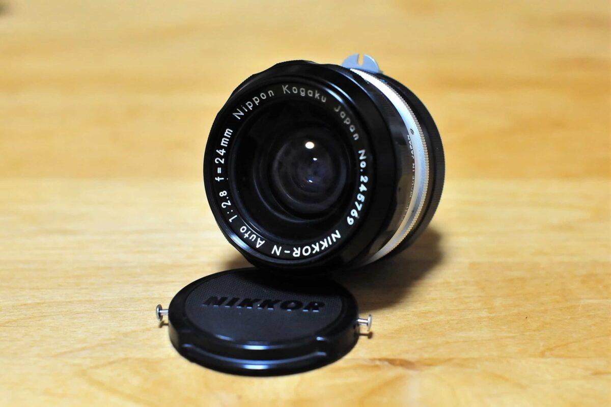 Nikon オールドレンズ 広角