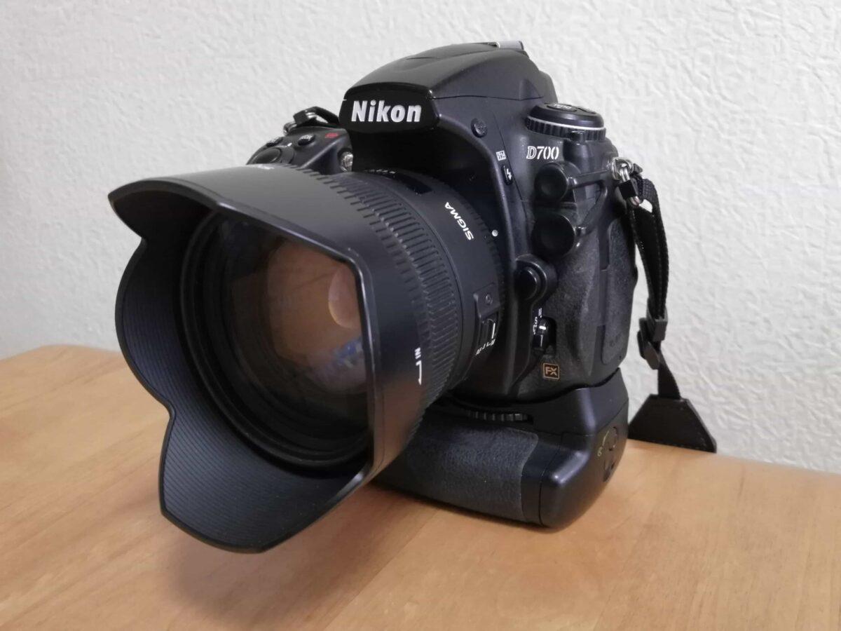 単焦点 50mm SIGMA