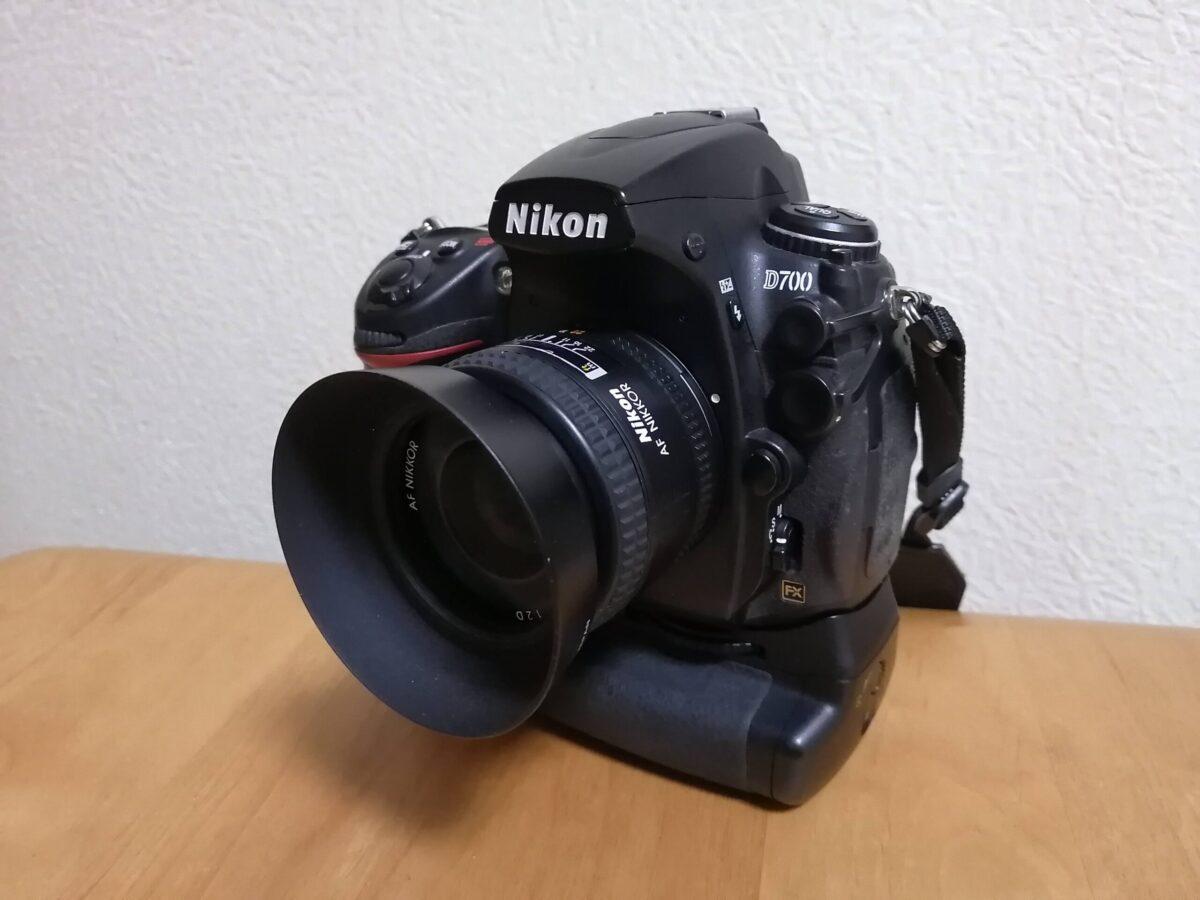 単焦点 Nikon 35mm